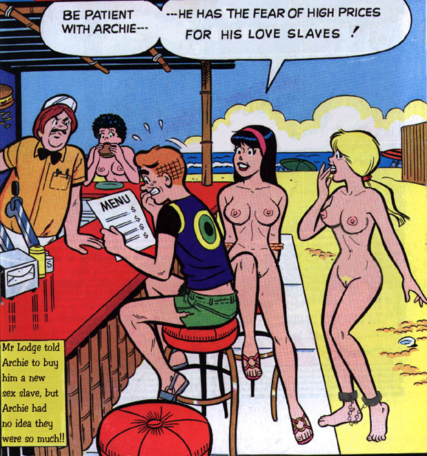 love bbc and betty veronica Ge hentai dickgirl on male