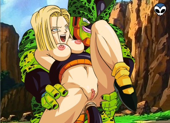 dragon ball android z porn 18 Bendy and the ink machine xxx