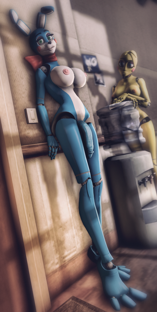 toy toy fanfic bonnie x chica Detroit become human kara nude