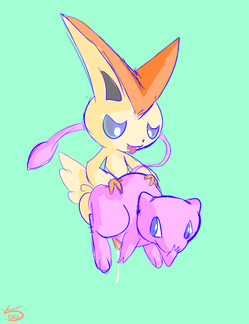 pink tongue with out pokemon Who was meena in sing