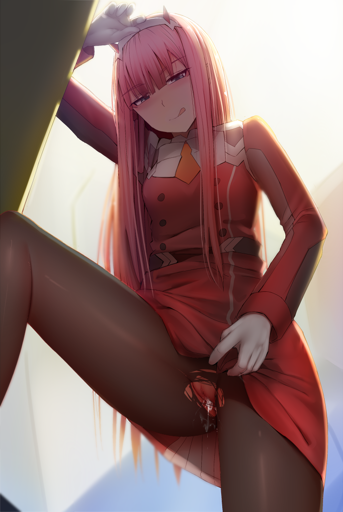 in the darling zorome franxx Mrs. downes red dead
