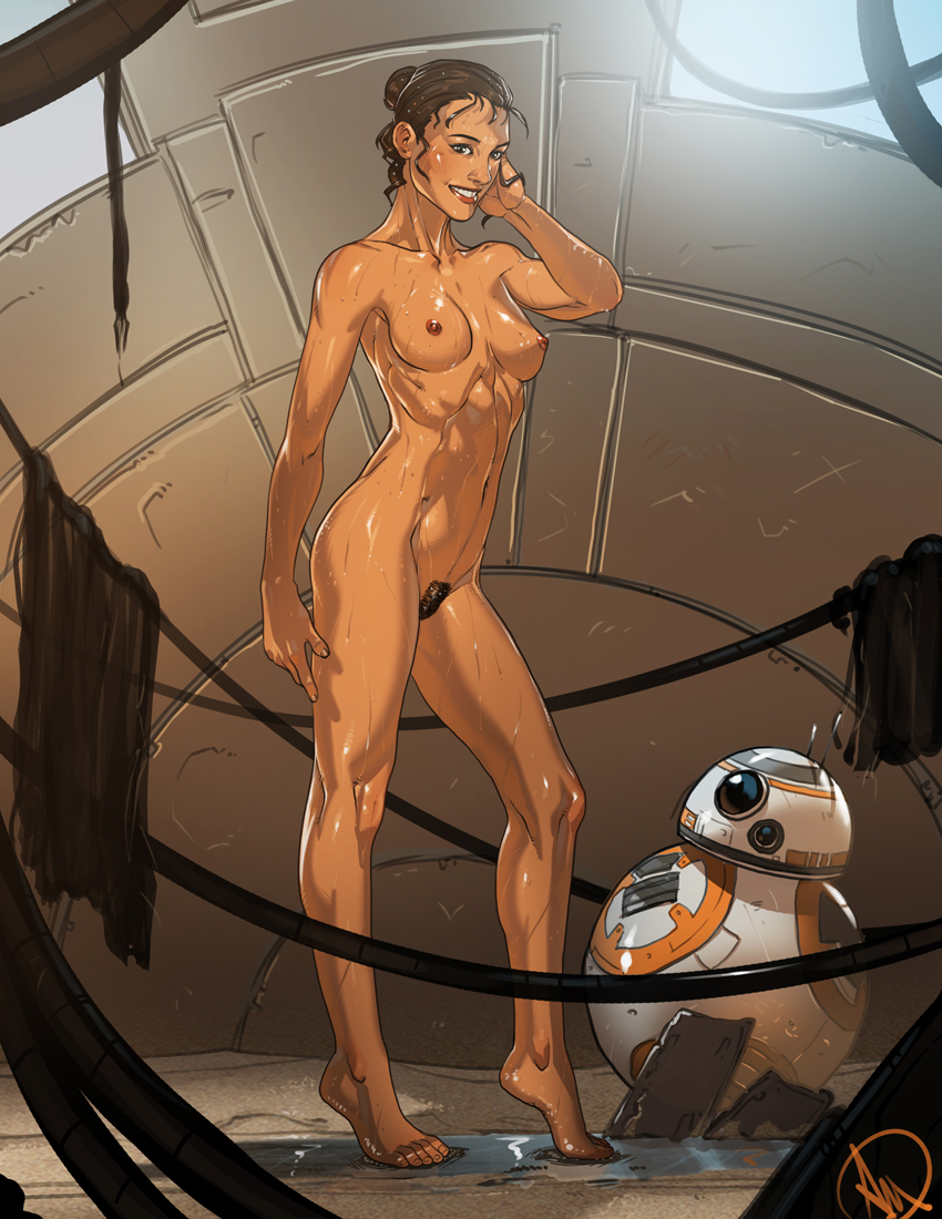 awakens rey force porn the star wars Rise of the shield hero porn