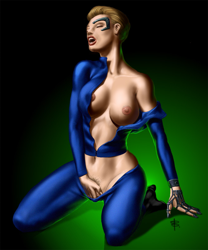 seven of nine The troubled life of miss kotoura