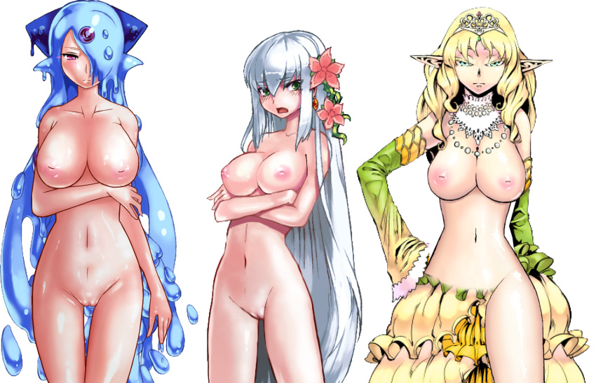 vore girl alice monster quest Wagaya no liliana san the animation