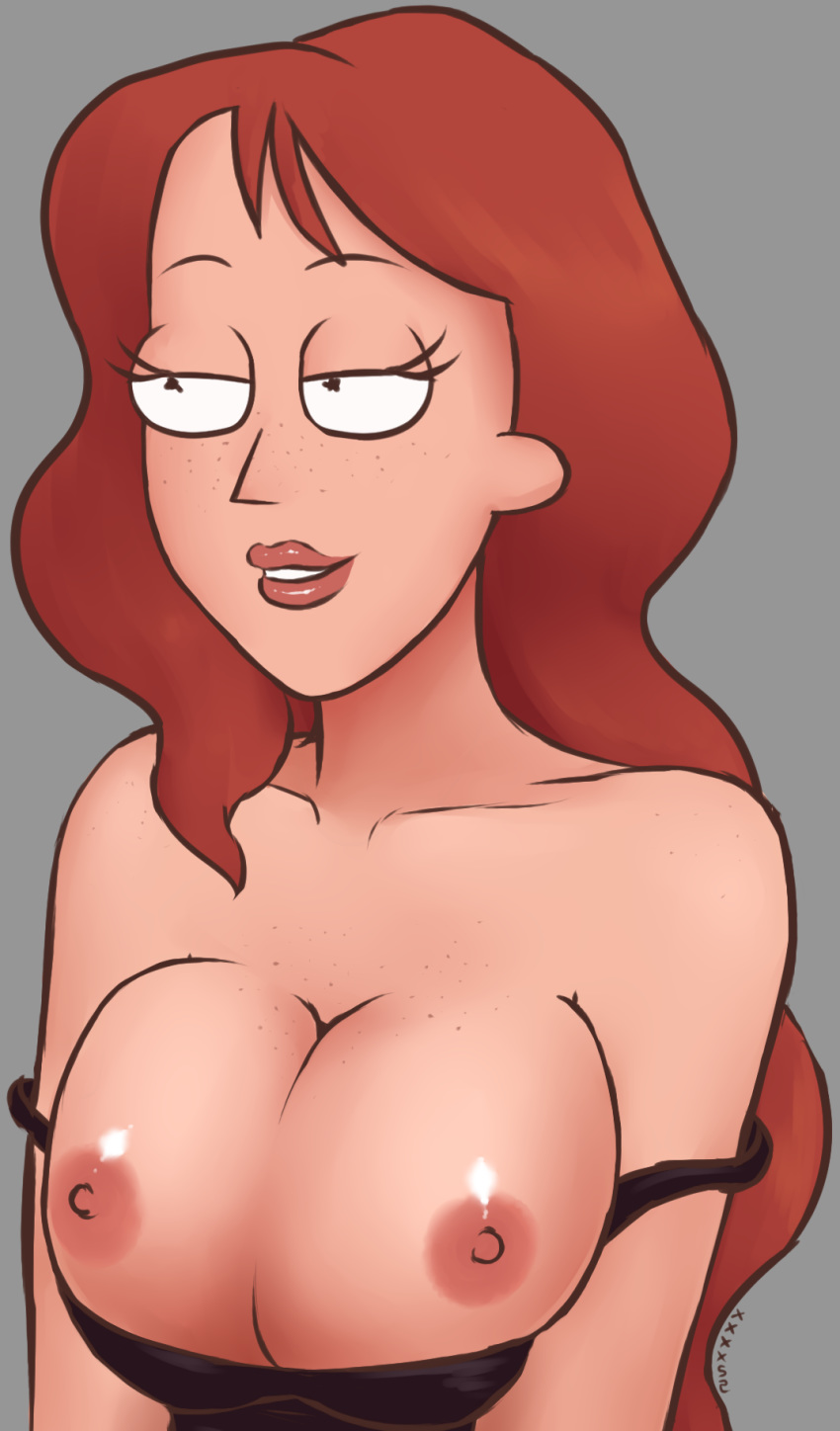 rick summer tits morty and Stuff to jerk off to