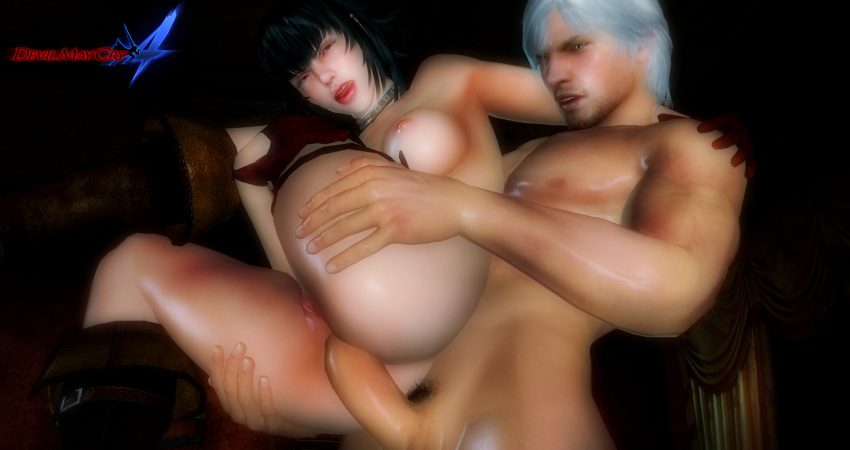 nude may 5 nico devil cry Naked artwork of super heroines