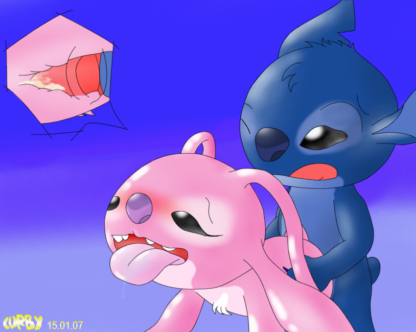 all experiments and stitch lilo Duke of nuts adventure time