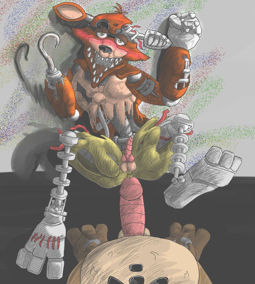 foxy fnaf sex mangle and Fate/empire of dirt