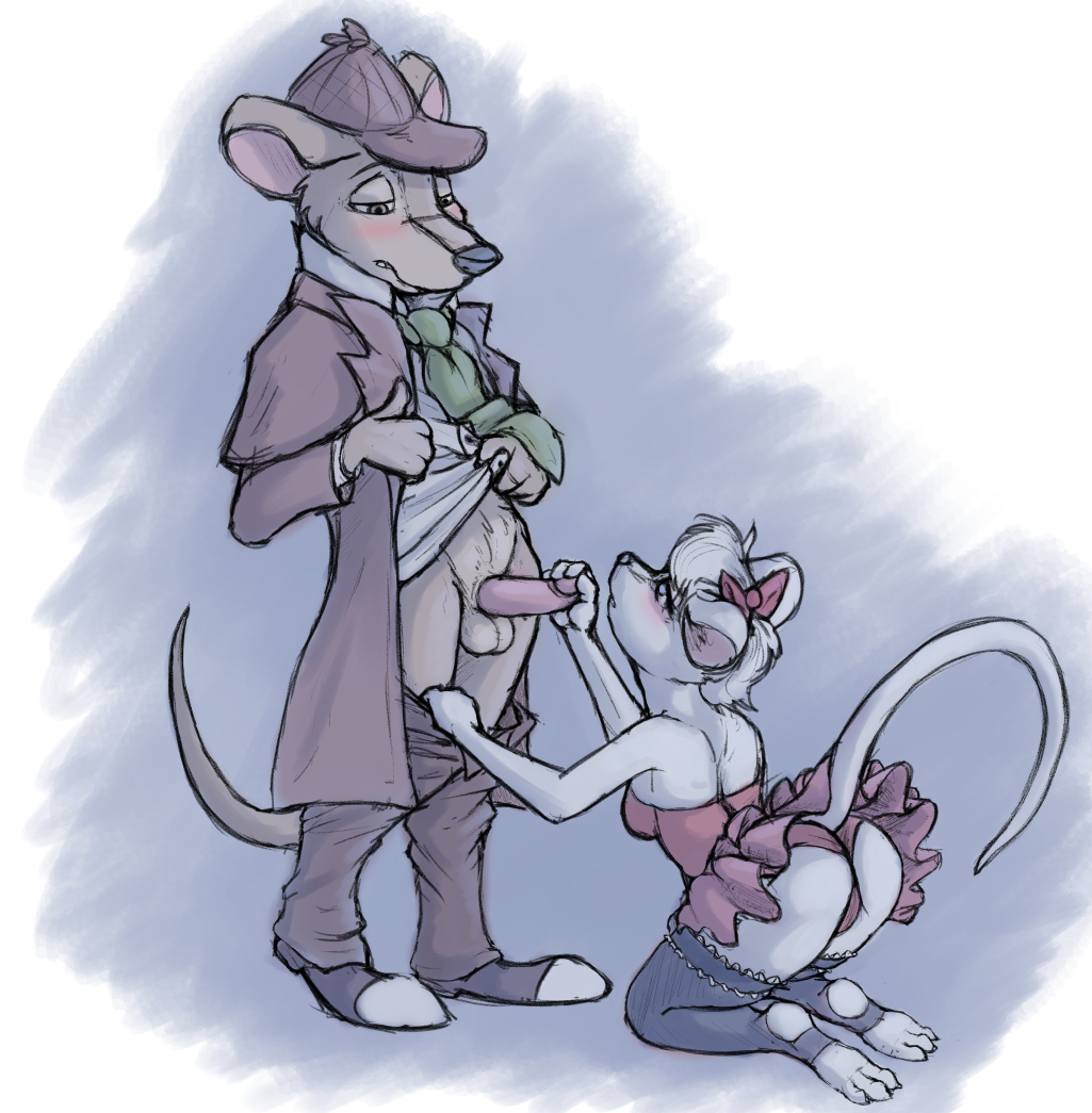 miss great detective mouse kitty How old is inkling girl